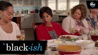 Why You Make A Plate - black-ish