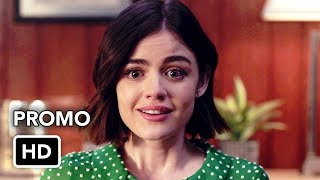 """Life Sentence (The CW) """"Life Got Real"""" Promo HD - Lucy Hale series"""