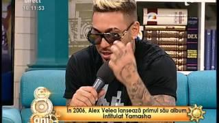 """Alex Velea, single nou: """"Sper ca lumea să se distreze pe această melodie"""""""