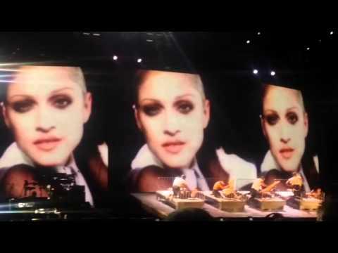 Xxx Mp4 Madonna Like A Virgin S E X Interlude Living For Love Rebel Heart Tour Glasgow 20 12 2015 3gp Sex