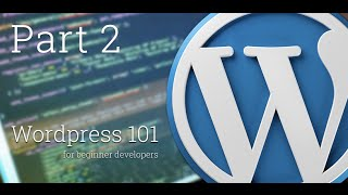 WordPress 101 - Part 2: How to properly include CSS and JS files