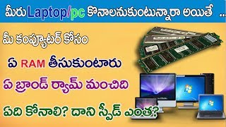 How to Select Best RAM for Your Laptop / PC | Latest News and Updates | Net India
