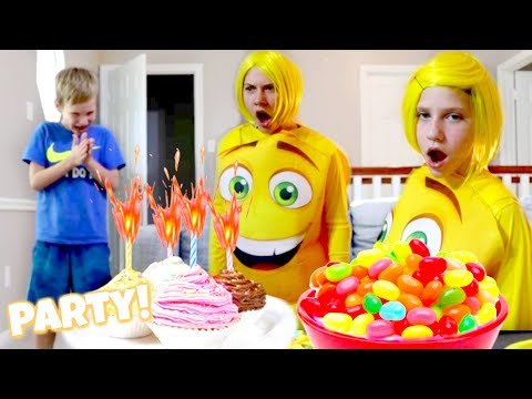 Xxx Mp4 The Emoji Movie Party 3gp Sex