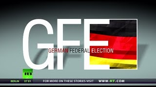 German federal elections upcoming this Sunday (special coverage)