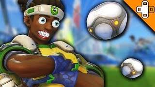 Overwatch Funny & Epic Moments 218 - FUNNY LUCIOBALL! - Highlights Montage