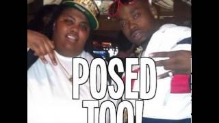 Posed Too! by Ya Hemi ft. Beeda Weeda & Young Sunny [BayAreaCompass]