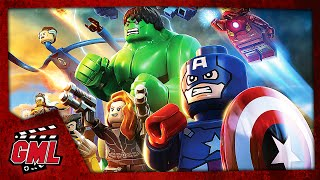 LEGO MARVEL SUPER HEROES - FILM COMPLET FRANCAIS