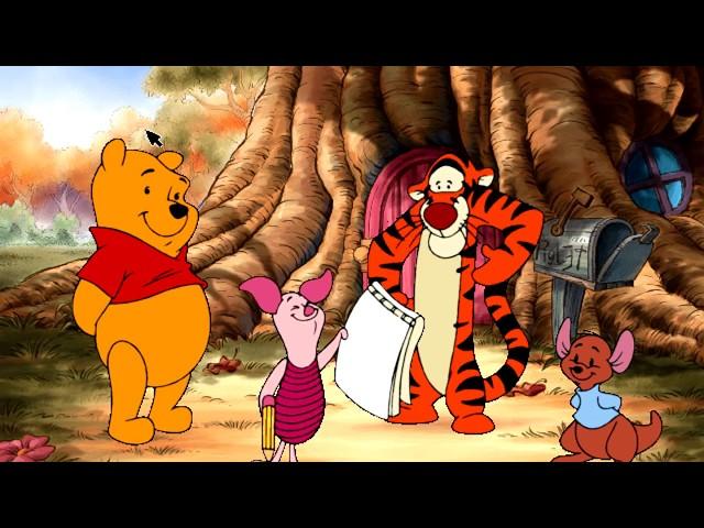 Disney's Winnie the Pooh Toddler (PC) (1999)