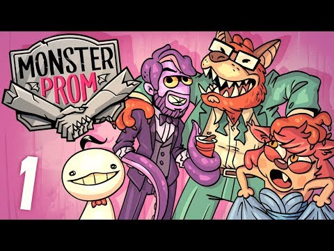 Monster Prom Part 1 w Dodger Cryaotic and Octopimp