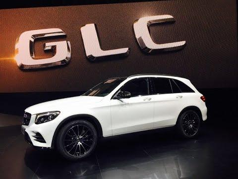 Mercedes GLC taille patron