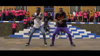 Ntakibazo by Urban Boys ft Riderman & Bruce Melody (official  Dance cover 2018)