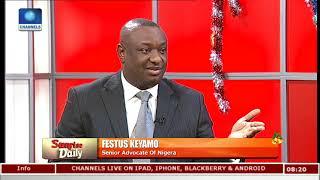 NNPC Not Telling Buhari,Nigerians The Truth,Keyamo Reveals Internal Intricacies |Sunrise Daily|
