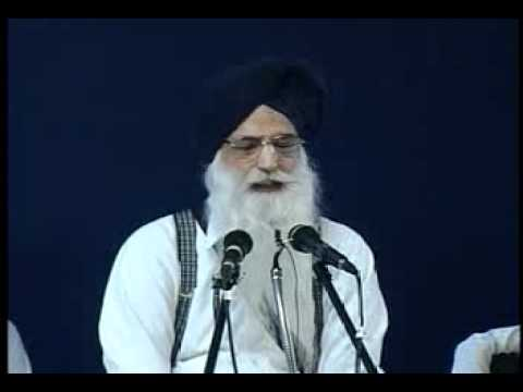 S.Hardial Singh Ji I.A.S. Retd. Lecture on Naam 3.flv