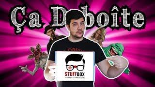 LE GRAND RETOUR DE LA STUFFBOX ?! Unboxing Stuffbox Novembre 2017