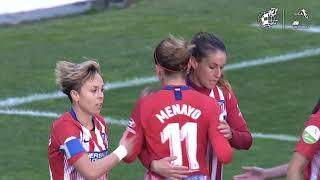 Atlético Madrid Femenino 5-0 Real Sociedad