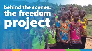 Behind The Scenes: The Freedom Project - Ryan & Lora | Kenya | Orphan's Promise