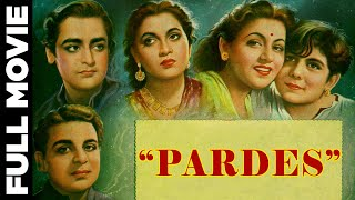 Pardes 1950 | Hindi Movie | Madhubala, Rehman, Karan Dewan  | Hindi Classic Movies