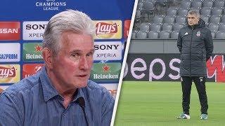 Deshalb schwärmt Bayern-Trainer Jupp Heynckes vom Besiktas-Coach | SPORT1