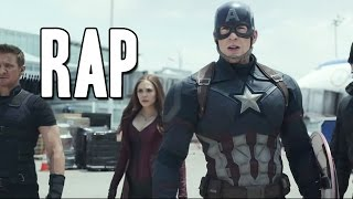 CAPTAIN AMERICA - CIVIL WAR | RAP TRAILER