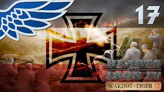 HEARTS OF IRON 4 | REVERSE D-DAY PART 17 - HOI4 WAKING THE TIGER Let