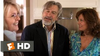 The Big Wedding (2012) - An Unexpected Visitor Scene (1/12) | Movieclips