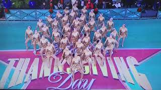 The Rockettes @ Macy's Thanksgiving Day Parade