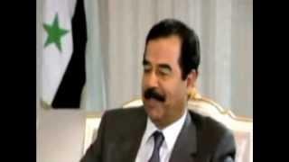 صدام حسين وزوجات جابر الصباح السبعين الأمريكيات