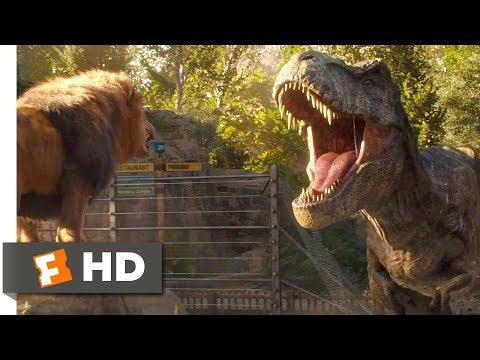 Xxx Mp4 Jurassic World Fallen Kingdom 2018 Welcome To Jurassic World Scene 10 10 Movieclips 3gp Sex