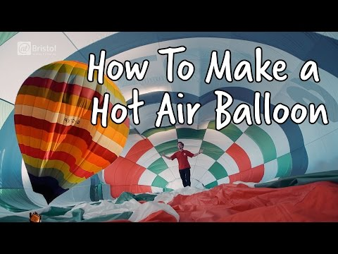 Xxx Mp4 How To Make A Hot Air Balloon Do Try This At Home We The Curious 3gp Sex