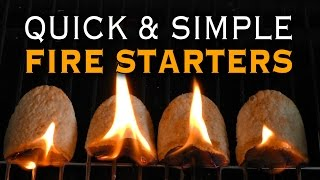 How to Start a Fire with Household Items