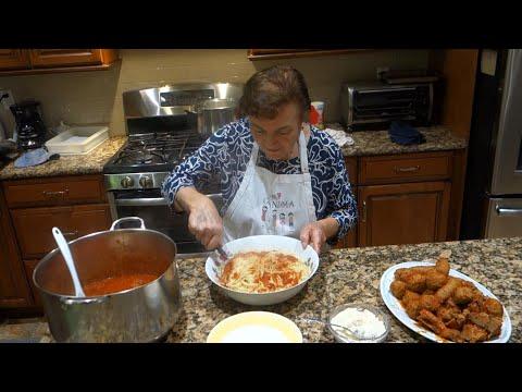Xxx Mp4 Italian Grandma Makes Sunday Sauce Gravy 3gp Sex