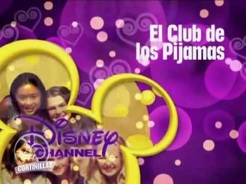 Disney Channel España Ahora El Club de los Pijamas