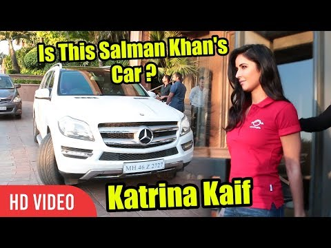 Xxx Mp4 Katrina Kaif Takes Salman Khan S Car NGO Educate Girls Press Conference 3gp Sex