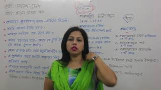HSC Bangla 1st Paper বিড়াল