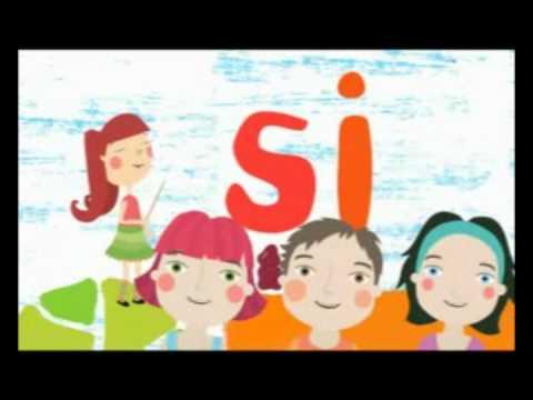 13 Formando sílabas chile crece contigo Canción para estimular el lenguaje