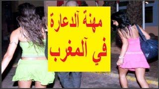 مهنة آلدعارة في آلمغرب , بين الاحتراف والهواية   maroc