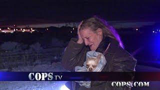 Just Desserts, Show 3023, COPS TV SHOW