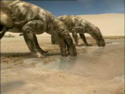 La Vida antes de los Dinosaurios Documental BBC Parte 7 de 9