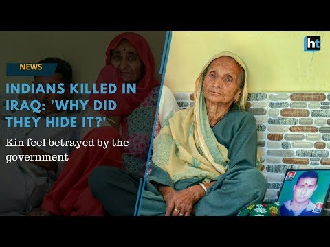 Xxx Mp4 Indians Killed In Iraq Families Feel Betrayed By The Government 3gp Sex