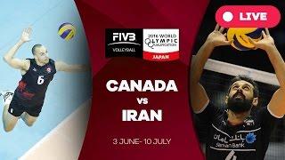 Canada v Iran - 2016 Men