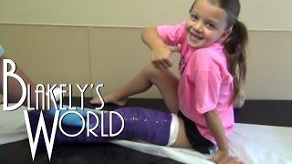 Blakely's Broken Leg