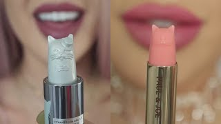 Lipstick Tutorial Compilation 2018 💄😱 New Amazing Lip Art Ideas August 2018   Part 44