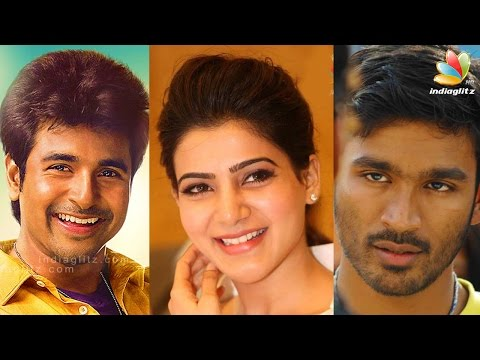 Xxx Mp4 Samantha Walks Out Of Dhanush Movie And Join With Sivakarthikeyan Hot Tamil Cinema News 3gp Sex