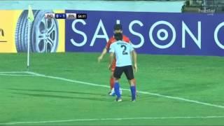 India vs Iran | AFC U-16 | second half