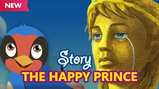 The Happy Prince | Bedtime Story For Kids | Stories For Kids | Fairy Tales By TinyDreams