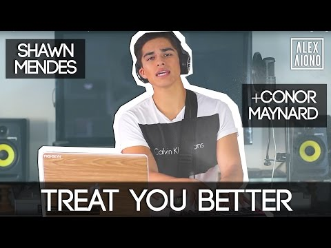 Download Treat You Better by Shawn Mendes | Alex Aiono and Conor Maynard Cover