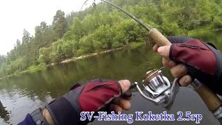 рыбалка на спиннинг в верховье дона