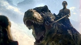 Iron Sky: The Coming Race Teaser TRAILER (2015) Nazis Dinosaurs Movie HD