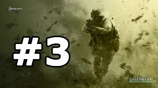 Call of Duty 4: Modern Warfare - Part 3 Walkthrough No Commentary