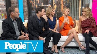 'Fuller House' Cast On Being Child Stars, How They Stayed Grounded & Their Own Kids | PeopleTV